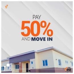 2 bedroom Semi Detached Bungalow House for sale Okegun, after eleko junction along lekki Epe expressway Eleranigbe Ibeju-Lekki Lagos