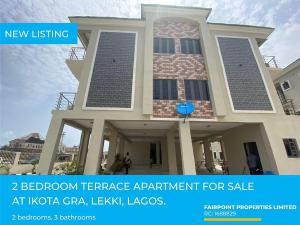 2 bedroom Terraced Duplex House for sale Ikota Lekki Lagos