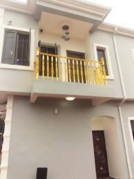 2 bedroom Blocks of Flats House for rent Gloryland Estate Abule odu Egbeda Egbeda Alimosho Lagos