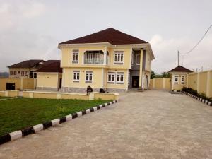 4 bedroom Detached Duplex House for sale Obasanjo Hilltops Estate. Iyana Mortuary Abeokuta Ogun