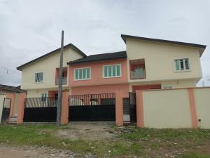 4 bedroom Semi Detached Duplex House for sale Lagelu Estate Felele Challenge Ibadan Oyo