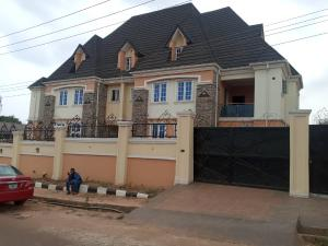 5 bedroom Semi Detached Duplex House for sale GRA(Overlooking Golf Course) Enugu Enugu