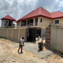 Blocks of Flats House for sale Off Market Junction  Rupkpokwu Port Harcourt Rivers