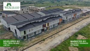 Terraced Duplex for sale Wealthland Green Estate Lakowe Ajah Lagos