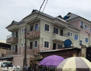 2 bedroom Blocks of Flats House for rent Ebute Metta Yaba Lagos