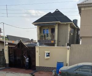 2 bedroom Shared Apartment Flat / Apartment for rent Abiola Farm Estate Ipaja Ipaja Lagos