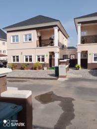 3 bedroom Terraced Duplex House for rent Grace  court estate close to nzamiye Turkish hospital Idu Abuja