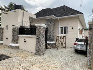3 bedroom Detached Bungalow House for rent Efab estate lifecamp Life Camp Abuja