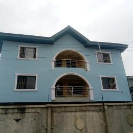 3 bedroom Flat / Apartment for rent Bucknor Estate Okeafa Bucknor Isolo Lagos