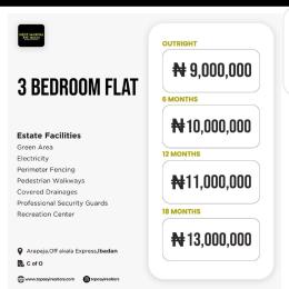 Flat / Apartment for sale Elebu, Akala expressway, Ibadan Akala Express Ibadan Oyo