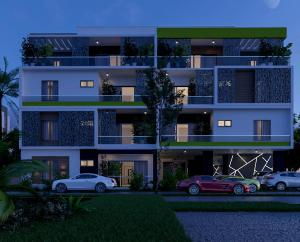 3 bedroom Blocks of Flats House for sale Abijo Majek Sangotedo Lagos