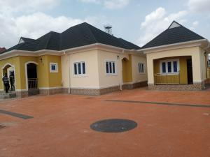 3 bedroom Detached Bungalow House for rent Located along Trademore estate Lugbe Abuja