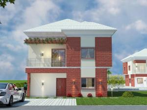 3 bedroom Detached Duplex House for sale Brick City Valley Estate  Kubwa Abuja