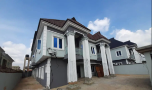 3 bedroom Detached Duplex House for rent   Isheri North Ojodu Lagos