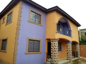 3 bedroom Flat / Apartment for rent Abule Odun behind police college College Egbe/Idimu Lagos