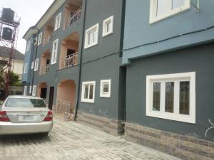 3 bedroom Flat / Apartment for rent Peace Estate ,off Lateef Adegboyega Ago Palace Way Ago palace Okota Lagos