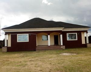 3 bedroom Detached Bungalow House for sale Ifa Ikot Okpon Road, Off Oron Road Uyo Akwa Ibom