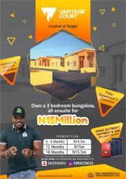3 bedroom Detached Duplex House for sale Richland Estate Just Few Second Off The Express Ibeju-Lekki Lagos
