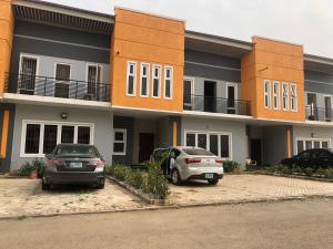 3 bedroom Terraced Duplex House for sale 5mins drive from Charly boy residence. Next to Efab Verizon Karsana Abuja