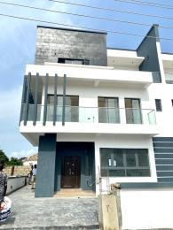 3 bedroom Semi Detached Duplex House for rent Nice and beautiful Estate in Sangotedo Sangotedo Lagos