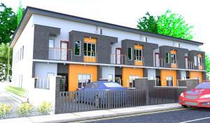 3 bedroom Semi Detached Duplex House for sale Queens Home's Estate Isheri North Gra Isheri Egbe/Idimu Lagos