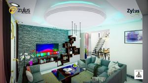 3 bedroom Semi Detached Duplex House for sale Bogije Lakowe Ajah Lagos