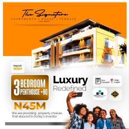 3 bedroom Semi Detached Duplex House for sale Abijo Majek Sangotedo Lagos