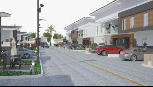 3 bedroom Terraced Duplex House for sale Abijo  Abijo Ajah Lagos