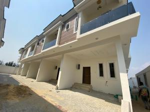 3 bedroom Terraced Duplex House for sale After 2nd toll gate Lekki Lagos