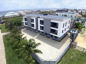 3 bedroom Terraced Duplex House for sale At Atlantic Mews Estate, Alpha Beach Road Lekki Phase 1 Lekki Lagos