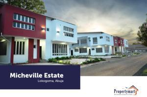 3 bedroom Terraced Duplex House for sale Micheville Estate Lokogoma Abuja