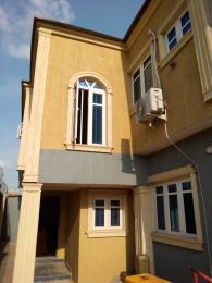 3 bedroom Semi Detached Duplex House for rent GLORYLAND ESTATE OFF POWERLINE BUS STOP, ISHERI OLOFIN Isheri Egbe/Idimu Lagos