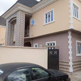 3 bedroom Blocks of Flats House for rent Green Field estate Ago palace Okota Lagos