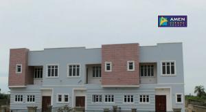 Terraced Duplex House for sale Amen estate  Eleko Ibeju-Lekki Lagos
