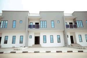 3 bedroom Terraced Duplex House for sale Sunnyvale Garden Lokogoma Abuja