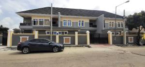 4 bedroom Semi Detached Duplex House for sale Tarred road Ago palace Okota Lagos
