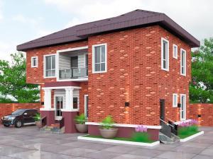4 bedroom House for sale Palm City Estate, Prince Obot Crescent, Iddu, Greater Uyo capital city Uyo Akwa Ibom