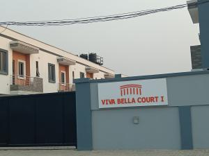 3 bedroom House for sale Off Orchid Road  chevron Lekki Lagos
