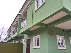 3 bedroom Terraced Duplex House for sale Adeniji Jones Ikeja Lagos  Adeniyi Jones Ikeja Lagos