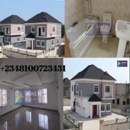 4 bedroom Detached Duplex House for sale Amen Estate Phase 2, Eleko Road, Ibeju Lekki. Eleko Ibeju-Lekki Lagos