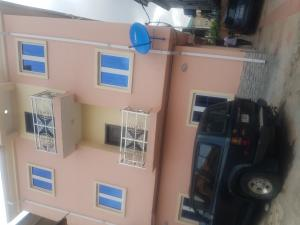3 bedroom Blocks of Flats House for rent Ajao estate  Ajao Estate Isolo Lagos