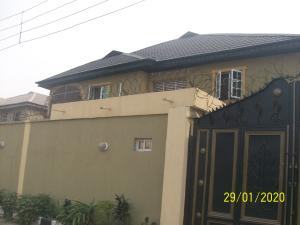 3 bedroom Shared Apartment Flat / Apartment for rent  Fatai Street, Egbeda,  Egbeda Alimosho Lagos