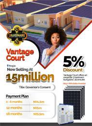 Flat / Apartment for sale Richland Estate,Bogije along lekki Epe expressway Epe Lagos