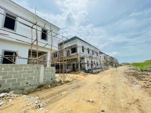 3 bedroom Terraced Duplex House for sale Atlantic Ville Estate Along Harris Drive Beside VGC. Lekki Phase 2 Lekki Lagos