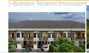 3 bedroom Terraced Duplex House for sale Atlantic Ville Estate. VGC Lekki Lagos