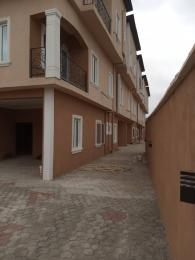 3 bedroom Terraced Duplex House for rent Nelson Cole Estate Iju road, Ogba Iju Lagos