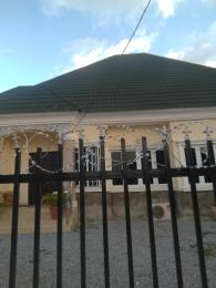 3 bedroom Terraced Bungalow House for sale Behind New site estate federal housing Lugbe Lugbe Abuja