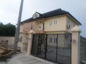 4 bedroom Detached Duplex House for sale Monetary Road Fountain Springville Behind Shoprite Monastery road Sangotedo Lagos