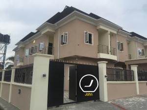 4 bedroom Terraced Duplex House for rent Beachwood Estate Ibeju-Lekki Lagos