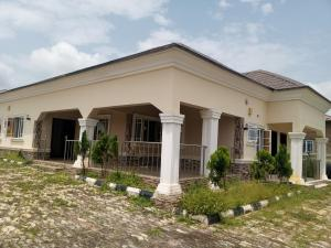 4 bedroom Detached Bungalow House for rent Located at nnpc estate behind Amac market Lugbe Abuja